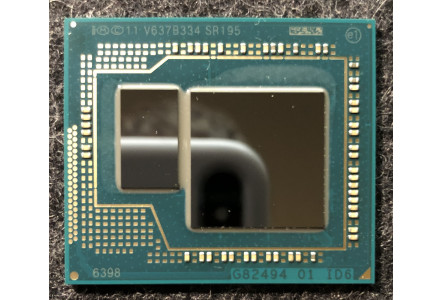 Процессор Intel Core i7-4860EQ SR195 Crystal Well (2013) 1800MHz, Socket BGA1364 OEM