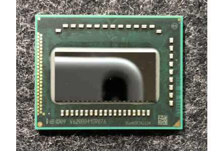 Процессор Intel Core i7-2715QE SR076 Sandy Bridge (2011) 2100MHz, Socket BGA1023 OEM
