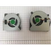 Вентилятор (кулер) для ноутбука Asus G750 (FANAS_G750) правый и левый