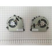 Вентилятор (кулер) для ноутбука MSI GS70 (FANMS_GS72) kit левый+правый