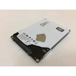 Жесткий диск HDD-накопитель 750 ГБ б/у 9.5 мм