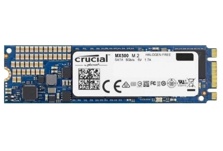 SSD-накопитель Crucial MX500 CT1000MX500SSD4 1TB