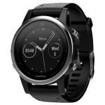 Часы Garmin Fenix 5S черные