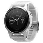 Часы Garmin Fenix 5S белые