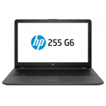 "Ноутбук HP 255 G6 (AMD A6 9225 2600 MHz/15.6""/1366x768/4Gb/500Gb HDD/DVD-RW/AMD Radeon R4/Wi-Fi/Bluetooth/Windows 10 Home)"
