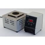 Паяльная ванна с цифровым регулятором температуры Магистр Ц20-В круглая d=45mm h=50mm