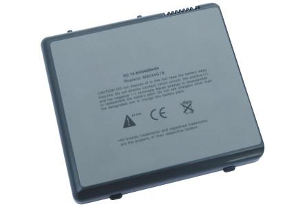 Аккумуляторная батарея для Apple Powerbook G4 Series (AP_8244)