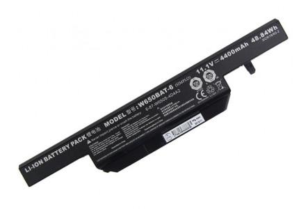 Аккумуляторная батарея для ноутбука DNS W650 (DN_W650BAT-6)