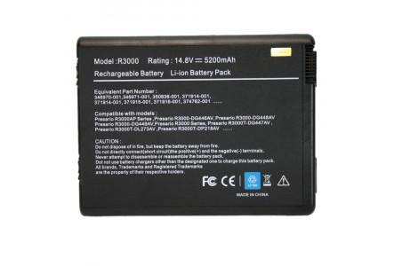 Аккумуляторная батарея для ноутбука HP PAVILION ZD80 (HP_R3000)