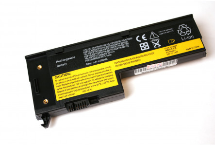 Аккумуляторная батарея для ноутбука Lenovo ThinkPad X61 (IB_X60)