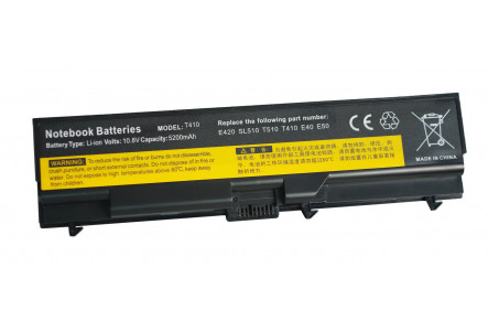 Аккумуляторная батарея для ноутбука Lenovo ThinkPad T430 (LV_T430)