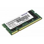 Оперативная память DDR2 SO-DIMM Patriot Signature 2GB для ноутбука новая
