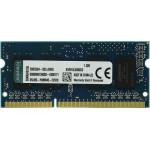 Оперативная память DDR3L SO-DIMM Kingston KVR13LS9S6/2 2GB новая