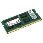 Оперативная память DDR3 SO-DIMM Kingston KVR16S11/8 8GB новая