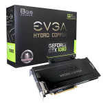 Видеокарта EVGA Geforce GTX 1080 8gb HYDRO COPPER (08G-P4-6299-KR)