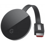 Медиаплеер Google Chromecast 2018