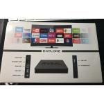Потоковый HD медиаплеер Rveal + Air Mouse