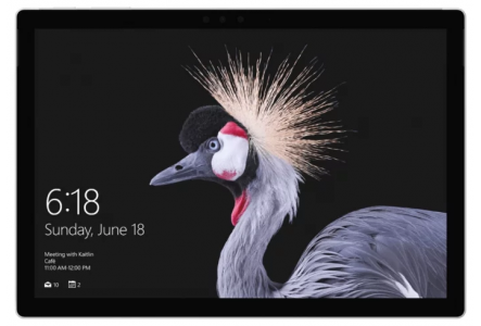 Планшет Microsoft Surface Pro 5 m3 4Gb 128Gb