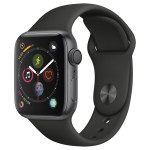 Часы Apple Watch Series 4 GPS 44mm Aluminum Case with Sport Band Space Gray
