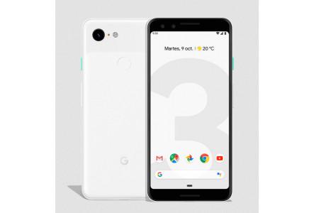 Смартфон Google Pixel 3 64GB Clearly White