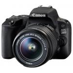 Фотоаппарат Canon EOS 200D Kit (в комплекте объектив EF-S 18-55 III)