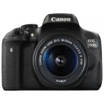 Фотоаппарат Canon EOS 750D Kit (в комплекте объектив EF-S 18-55mm)