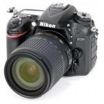 Фотоаппарат Nikon D7200 Kit (в комплекте 18-55mm + 70-300mm + сумка)