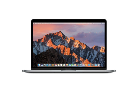 "Apple MacBook Pro 13"" Retina, 2.3GHz Intel Core i5 8GB RAM 256GB SSD (Mid 2017, Space Gray)"