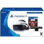 Очки виртуальной реальности Sony Playstation VR (CUH-ZVR2) - Doom Bundle