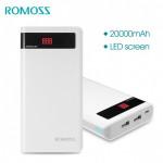 Внешний аккумулятор Romoss sense 6P 20000 mAh
