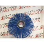 Диск щеточный 120х550 мм (безпроставочный)