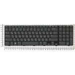 Клавиатура для ноутбука Dell Inspirion 3721  (KBDL_3721)