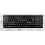 Клавиатура для ноутбука HP Pavilion DV7-6000 (KBHP_DV7-6000)