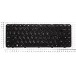 Клавиатура для ноутбука HP Pavilion DV5-2000 (KBHP_DV5-2000)