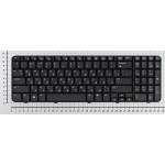 Клавиатура для ноутбука HP Presario CQ60 (KBHP_CQ60)