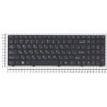 Клавиатура для ноутбука Lenovo IdeaPad G580 (KBLV_G580)