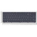 Клавиатура для ноутбука Lenovo IdeaPad G500 (KBLV_G500)