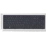 Клавиатура для ноутбука Lenovo IdeaPad Z500 (KBLV_Z500)