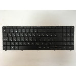 Клавиатура для Packard Bell Easynote TM86, TX86, NEW90, PEW91 (MP-09B23SU-6981, V104730DS2, SN7105B, чёрная)