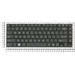 Клавиатура для ноутбука Toshiba Satellite M840 (KBTB_M840)