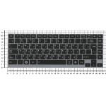 Клавиатура для ноутбука Toshiba Satellite Z930 (KBTB_Z930)