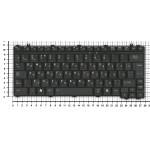 Клавиатура для ноутбука Toshiba Satellite A600 (KBTB_A600)