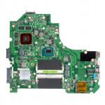 60-HUNMB1201-C05 материнская плата для Asus K56CM MAIN_BD. i3-3217U,GT635M,[60-HUNMB1201-C05] (с разбора)