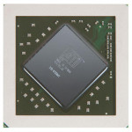215-0735047 видеочип AMD Mobility Radeon HD 5830, с разбора