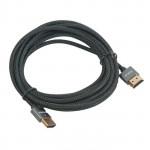 6957531077596 кабель HDMI UA12 4KHD(L=3M), черный