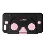 Чехол-очки виртуальной реальности VR CASE для iPhone 6/6s, серебряные