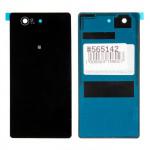 D5803 задняя крышка для Sony для Xperia Z3 Compact D5803 черный, царапины