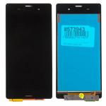 D6603 дисплей в сборе с тачскрином для Sony для Xperia Z3 D6603 черный AA царапины потертости