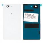 D5803 задняя крышка для Sony для Xperia Z3 Compact D5803 белая, царапины
