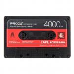 PPP-15 внешний аккумулятор PRODA Tape 4000mAh, черный
